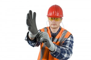 Gloves help protect your digits and provide a solid grip on hand tools and construction materials