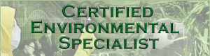 Enroll in the Certified Environmental Specialist Online Course