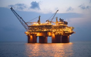 Offshore oil rig Dangers