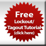 link to free osha lockout tagout video tutorial