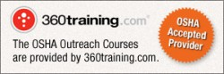 Our Online Training is Provided by 360 Training