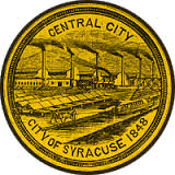 seal of the city of syracuse, ny