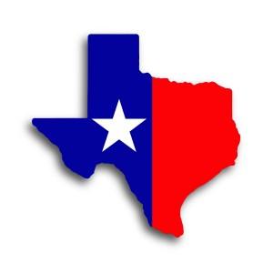 map on OSHA Training Texas page